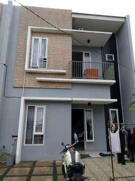 Jual rumah 2 lantai di lenteng agung deket rs aulia