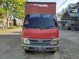 Dijual Cepat Tanpa Perantara Dyna 130XT  Big Box Long Chasis