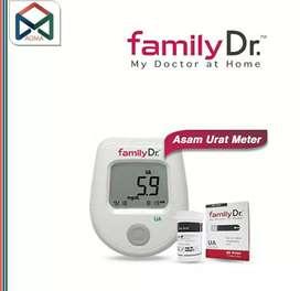 FAMILY DR ASAM URAT/ ALAT CEK ASAM URAT FAMILY DR