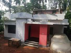 Kovoor 2bhk house for rent