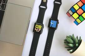 Apple Watch Series 3 38MM Space Gray - Super Mulus Like New Original