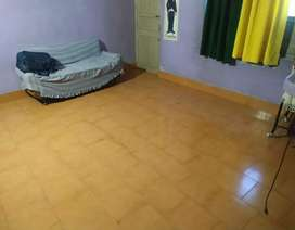 One bed room with washroom