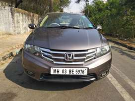 Honda City V, 2012, Petrol