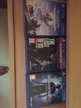 Ps4 game dvds