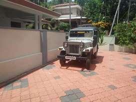 Mahindra DI Jeep