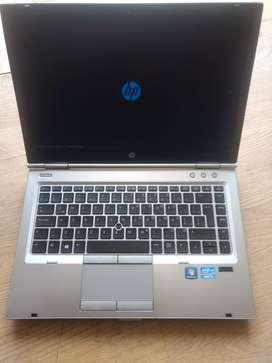 HP i5 laptop a+ look call sk info vapi