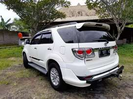Toyota Fortuner G Trd Automatic th 2011 full ori
