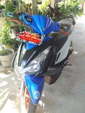 Suzuki/skydrive surat lengkap dan aman
