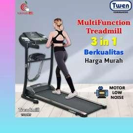 treadmill elektrik twen TM-500 eletric alat olahraga RQ-902