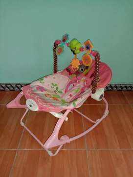 Boncer bayi Pliko tipe infant to Toddler Rocker .