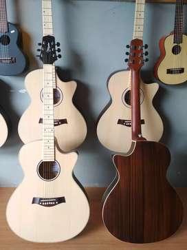 Gitar Akustik Premium Takamine Dan Taylor