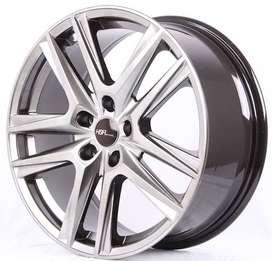 velg hsr wheel ring 18x8 pcd 5x114 bisa utk di innova,xpander,alphard
