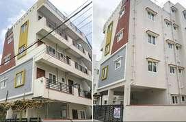 1 BHK Semi Furnished Flat for rent in Krishnarajapura for ₹10600, Bang