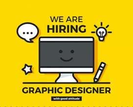 Urgent Need Graphic designer