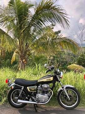 Yamaha xs 650 special ori