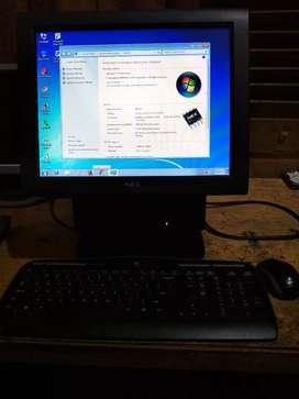 Komputer(All in one) Core i3, Ram 2 ddr3, Hd250gb, Keymos lkp