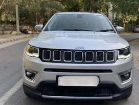 Jeep Compass 2.0 Limited, 2017, Diesel