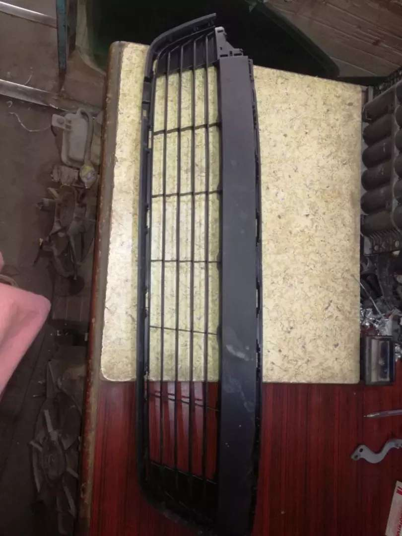 Toyota Vitz 2012 Front Bumper Bottom Grill - Shah Nafees Traders