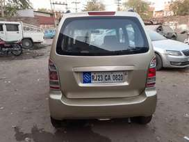 Maruti Suzuki Wagon R 2006 Petrol Good Condition