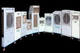 Metal cooler fiberglass cooler