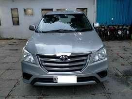 Toyota Innova 2.5 GX BS IV 7 STR, 2014, Diesel
