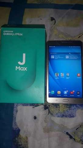 Samsung galaxy j max, 8gb