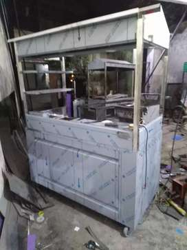 """Shawarma counter, hotplate and fryer60"""" * 30"""""""