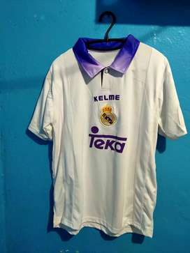 Jersey Retro Madrid