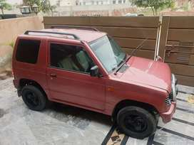 Pajero mini Japanese model 660cc