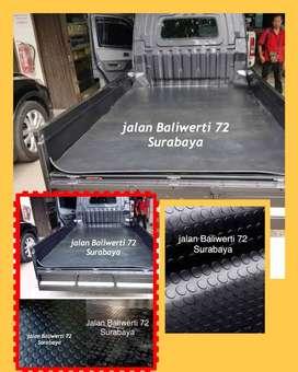 alas bak karpet karet box deck grandmax pick up mobil truck daihatsu