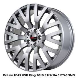 velg hrv,crv BRITAIN H145 HSR Ring 20