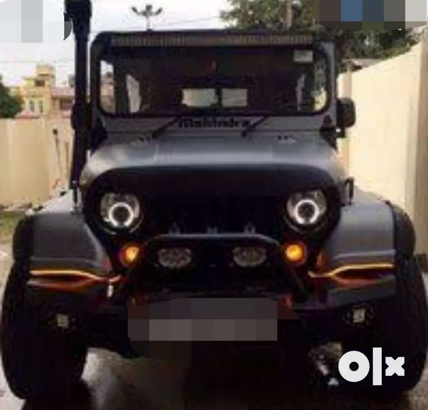 Angry bird modified jeep 0