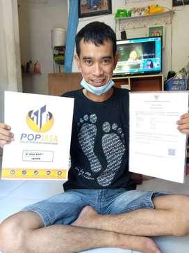 Paket Pengurusan Izin Usaha SIUP NIB UD CV PT NPWP Oss Murah Pinrang