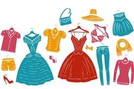 Garment Sales Man