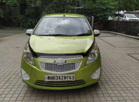 Chevrolet Beat 2010-2013 LS, 2011, Petrol