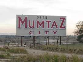 mumtaz city 40*80 pair plot available for sale