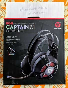 Fantech hg11 gaming headphones