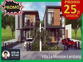 GRATIS PAJAK Rumah Villa 2 Lantai 800jtan Lembang Parongpong Bandung