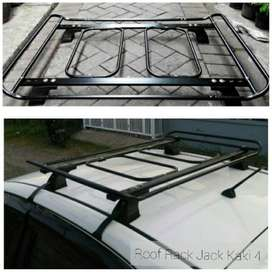 Roofrack Universal Plus Crossbar
