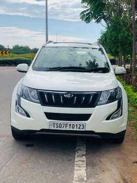 Mahindra XUV500 2017 Diesel 65000 Km Driven