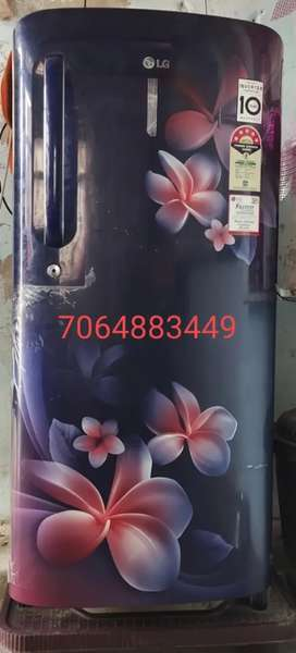 LG fridge 250 litre 1 month old
