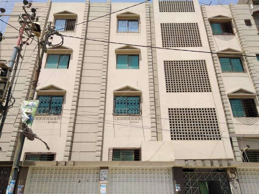 Apartment For Sale In Jamshed Town 0