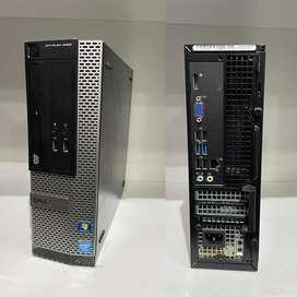 DELL i5 4th Generation CPU - 8 Gb Ram - 500 Gb Hard Disk