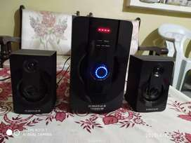 Woofer Speaker Home Theater System