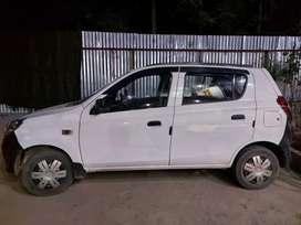 Maruti Suzuki Alto 800 i wanna sell this any one intrested then DM me
