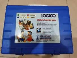 Mainan Kreativitas dan Edukasi Anak (Logico)