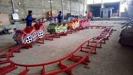 kereta lantai minicoaster pabrik odong2 NEW L05