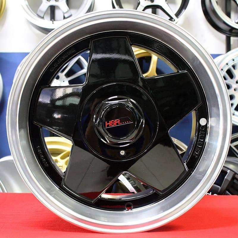 velg racing murah AACHEN 5076 HSR R15X7/8 H8X100-114,3 ET30/25 BML 0