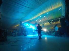Hire Singer Musicians Bands in Karachi Pakistan SMD Lighting