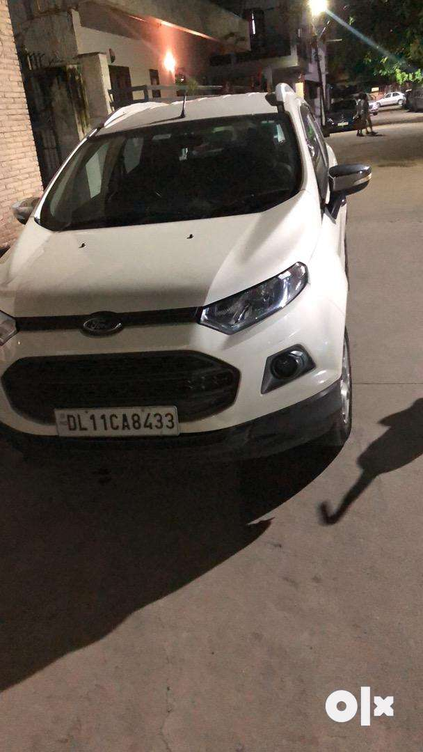 Ford Ecosport 2017 Petrol Well Maintained